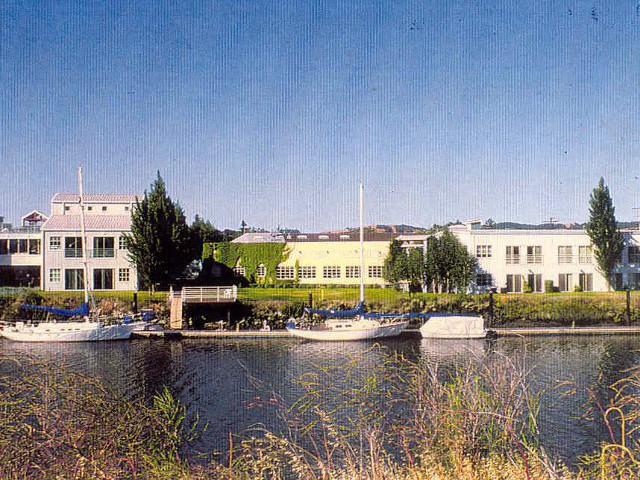 Foundry Wharf